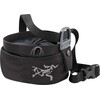Arcteryx Aperture Chalk Bag L Black